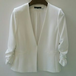 Preston & York true white blazer Sz 10